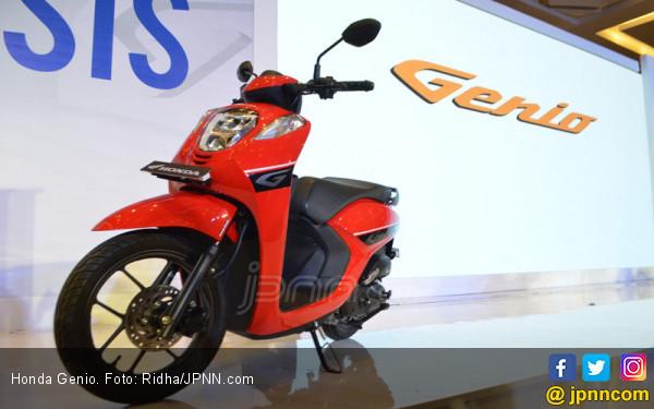 Disebut Mirip Scoopy, AHM Klaim Honda Genio Punya Perbedaan Signifikan - JPNN.com