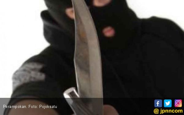 Keluarga Bos Sembako Dirampok, Harta Benda Raib - JPNN.com