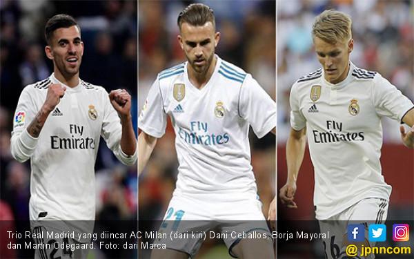 Paolo Maldini Bawa Kabar Baik Buat AC Milan Usai Bertandang ke Markas Real Madrid - JPNN.com