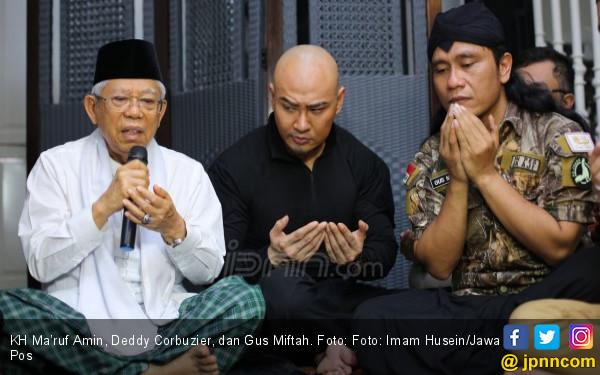 Inikah Nama Baru Deddy Corbuzier Setelah Jadi Mualaf? - JPNN.com