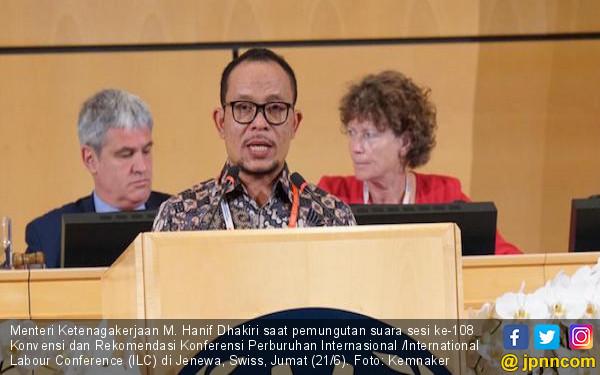 Sikap Indonesia Terhadap Dua Rekomendasi Terbaru Organisasi Perburuhan Internasional - JPNN.com