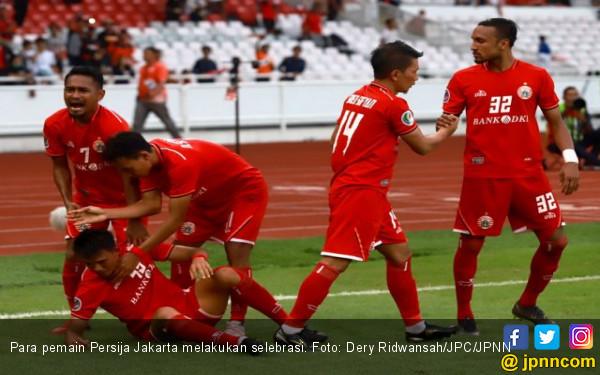 Hasil Final Piala Indonesia: Gol Tunggal Ryuji Utomo Bawa Persija Menang Atas PSM - JPNN.com