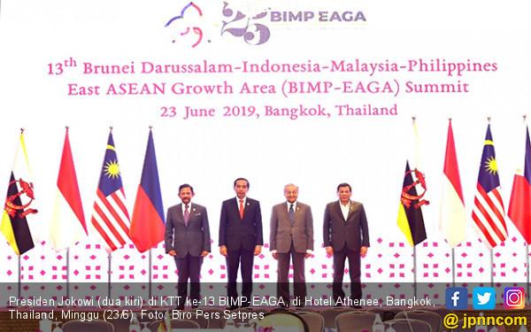 Jokowi Bicara Peningkatan Potensi Maritim di KTT BIMP-EAGA - JPNN.com