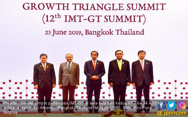 Pimpin Pertemuan IMT-GT, Jokowi Sampaikan Tiga Poin Penting - JPNN.com