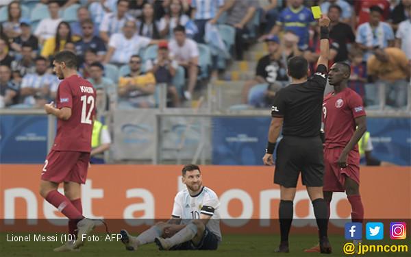 Qatar 0-2 Argentina, Lionel Messi: Copa America 2019 Baru Dimulai - JPNN.com