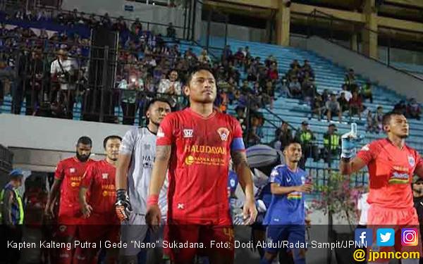 Respons Nano Sukadana Jelang Kontra Bali United, Mengejutkan! - JPNN.com