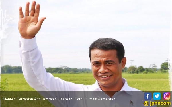 DPR: Mengurus Sektor Pertanian Butuh Pemimpin Kuat Seperti Amran - JPNN.com