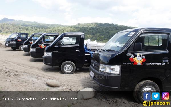 Pikap Carry Kerek Pangsa Pasar Suzuki di Indonesia - JPNN.com