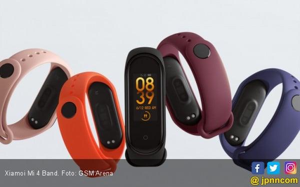 Xiaomi Mi Band 4 Terjual 1 Juta Unit dalam Tempo 8 Hari - JPNN.com