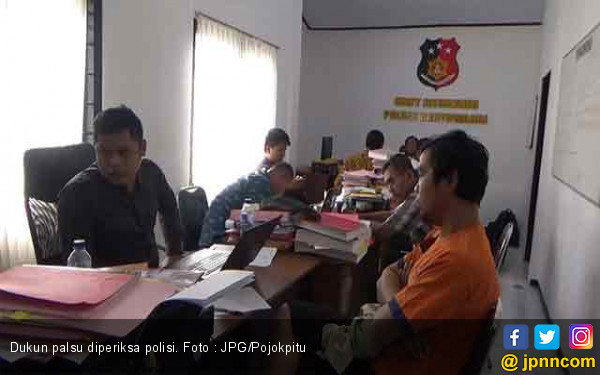 Lah, Pak Polisi Kok Bisa Tertipu Dukun Palsu - JPNN.com