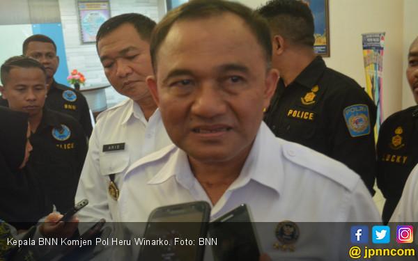 BNN Ungkap Jaringan Lapas, Empat Pengedar Narkoba Terancam Hukuman Mati - JPNN.com
