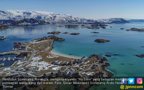 Warga di Kota Norwegia Ini Berupaya Membunuh Siang dan Malam - JPNN.com
