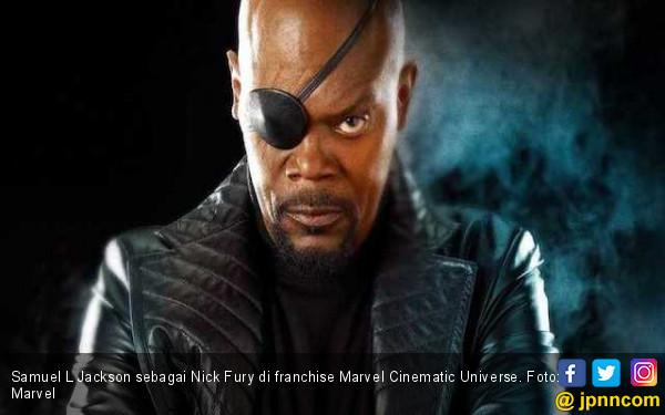 Poster Terbaru Film Spider-Man Bikin Samuel L Jackson Naik Pitam - JPNN.com
