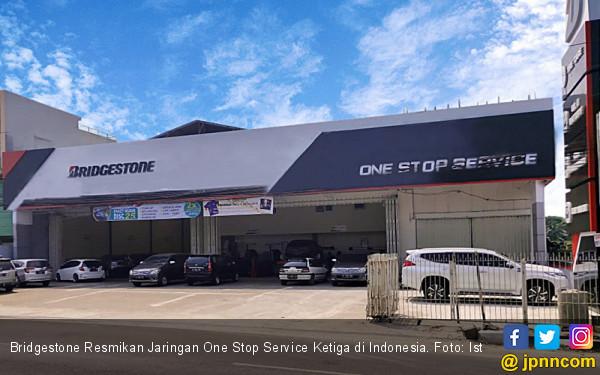Bridgestone Resmikan Jaringan One Stop Service Ketiga di Indonesia - JPNN.com