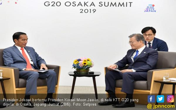 Indonesia dan Korsel Menikmati Keistimewaan Sebagai Kekuatan Menengah - JPNN.com