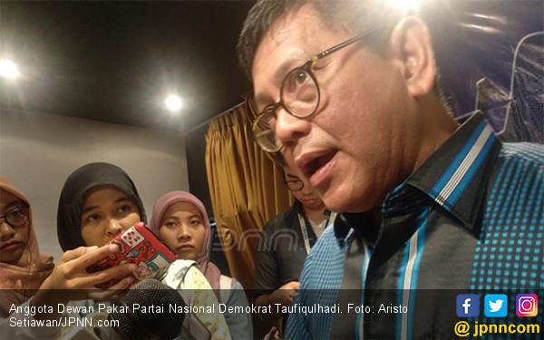 Pernah Pasang Gambar Jokowi di Masa Kampanye, Demokrat Boleh Merapat - JPNN.com