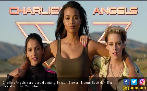 Charlie's Angels Versi Baru Tayang November - JPNN.com