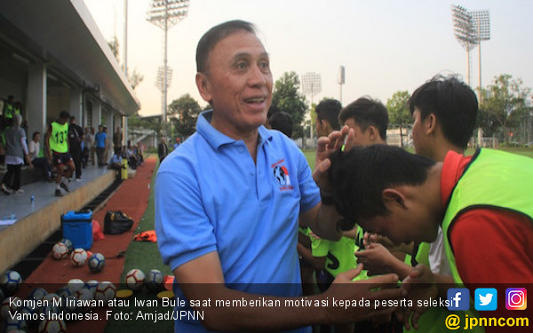 TC Timnas SEA Games ke Luar Negeri akan Digelar Usai Turnamen Pramusim - JPNN.com
