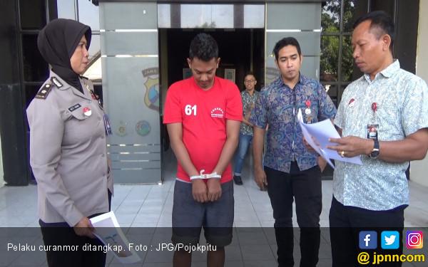 Sedang Siap Bertunangan, Buronan Dua Tahun Mendadak Dijemput Polisi - JPNN.com