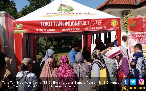 Kepala BKP Kementan Ajak Wali Kota Bogor Promosikan TTIC - JPNN.com