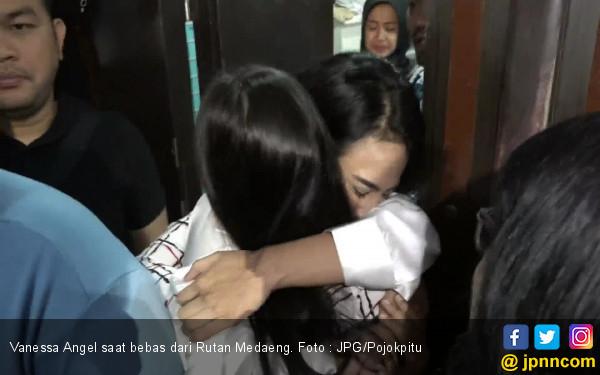 Pulang ke Jakarta, Vanessa Angel Pengin Istirahat - JPNN.com