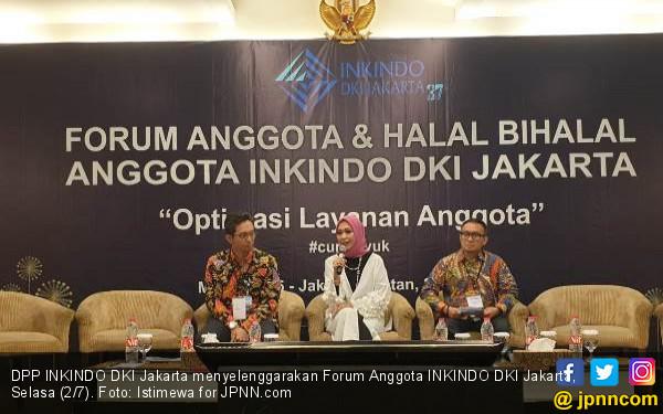 Hari Ini Digelar Forum Anggota INKINDO DKI Jakarta - JPNN.com