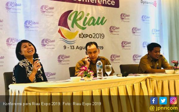 Tampilkan 300 Booth dan D'Masiv, Riau Expo 2019 Dijamin Keren - JPNN.com