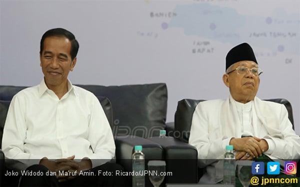Siapa yang Jadi Oposisi Kalau Semua Dukung Jokowi - Amin? - JPNN.com