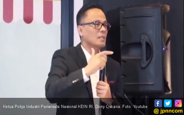 KEIN: 4 Destinasi Super Prioritas Jokowi Harus Dikelola Lembaga Profesional - JPNN.com
