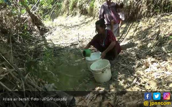 Ribuan Orang Terancam Krisis Air - JPNN.com