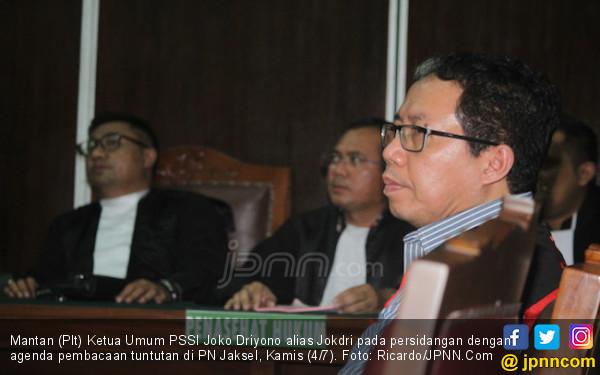 Tok Tok Tok... Hukuman 1,5 Tahun Bui untuk Jokdri - JPNN.com