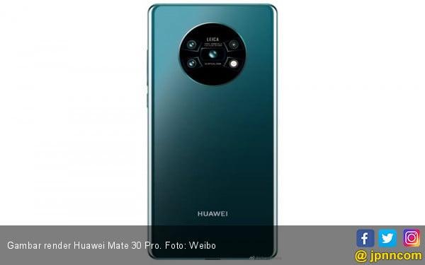 Huawei Mate 30 Pro Bawa 4 Kamera Belakang - JPNN.com