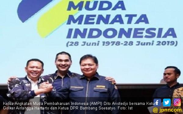 AMPI : Saatnya Anak Muda Indonesia Ikut Bangun Bangsa - JPNN.com