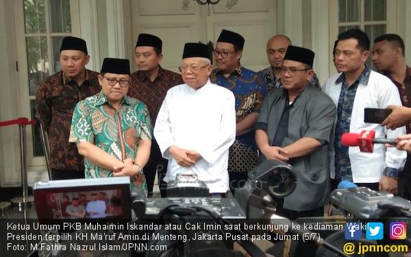 Cak Imin Berharap Gerindra dan PKS Jaga Semangat Oposisi - JPNN.com