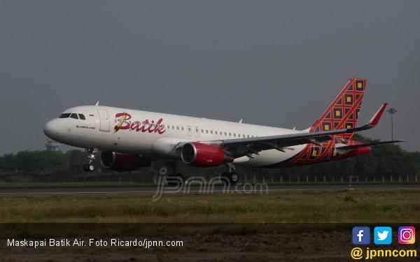 15 Menit Mengudara, Batik Air Mendarat Kembali ke Bandara Jenderal Ahmad Yani - JPNN.com
