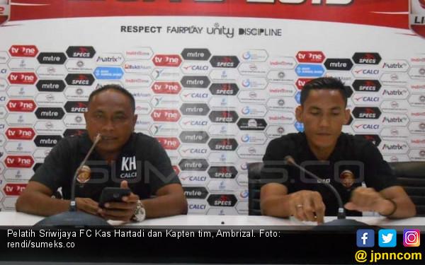 Lupakan Kekalahan dari Persita, Sriwijaya FC Fokus Incar Poin dari Persibat - JPNN.com