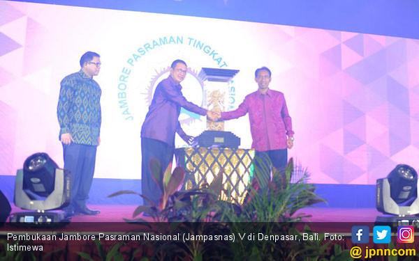 Kemenag Perkuat Semangat Kebersamaan Melalui Jambore Pasraman - JPNN.com