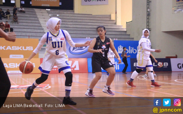 18 Tim Ramaikan LIMA Basketball West Java Conference - JPNN.com