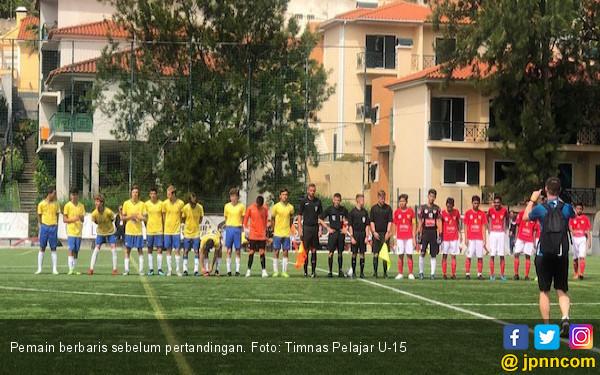Timnas Pelajar U-15 Kemenpora Lolos ke Semifinal IBER Cup 2019 - JPNN.com