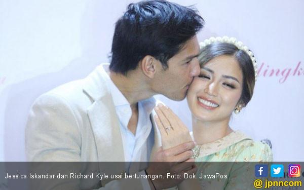 Jessica Iskandar Sengaja Batasi Tamu Undangan Pernikahan - JPNN.com