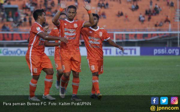 Borneo FC Rogoh Kocek Cukup Dalam untuk Bayar Denda - JPNN.com
