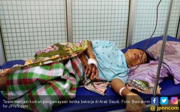 Bareskrim Ungkap Dugaan Penganiayaan Tasini di Arab Saudi - JPNN.com