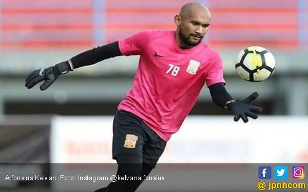 Jelang Babak 8 Besar Liga 2, Alfonsius Kelvan Titip Pesan untuk Fan PSMS