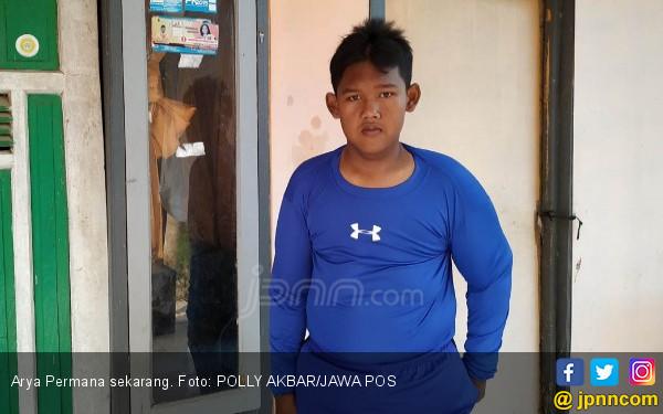 Arya Permana si Penderita Obesitas, Dulu Berat Badan 193 Kg, Kini Mulai Langsing - JPNN.com