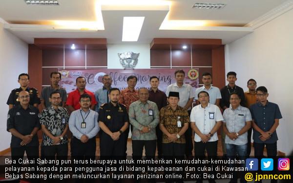 Urus Perizinan di Bea Cukai Sabang Semakin Gampang - JPNN.com