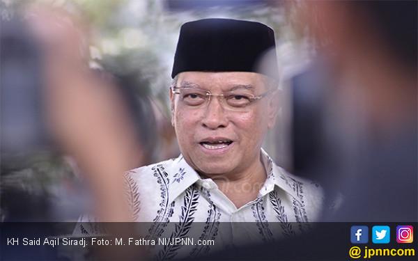 PBNU Minta Pilkada Ditunda, Said Aqil: Anggarannya untuk Penanganan Krisis Kesehatan Saja - JPNN.com