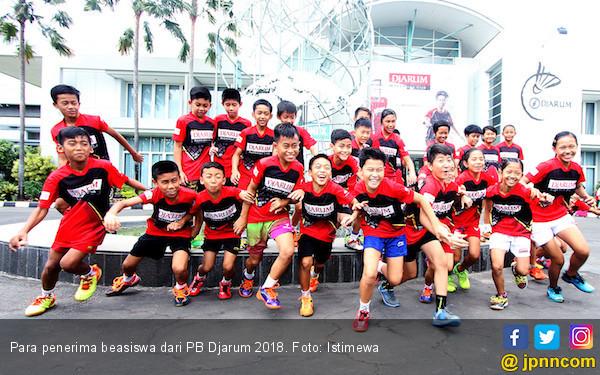 PB Djarum Kembali Berburu Atlet Muda Bermental Juara - JPNN.com