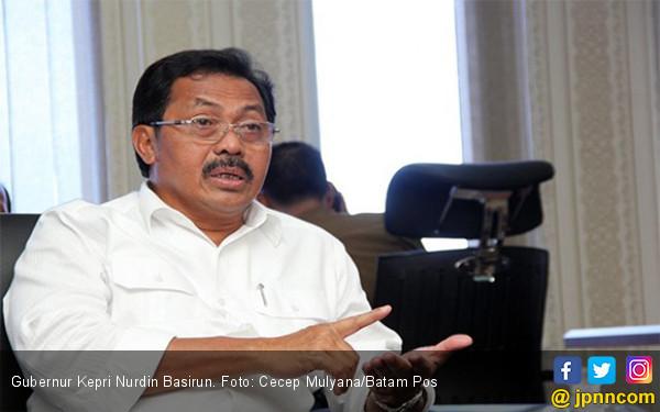 Sebelum Disergap KPK di Tanjungpinang, Gubernur Kepri Sempat ke Restoran Sop Ikan di Batam - JPNN.com