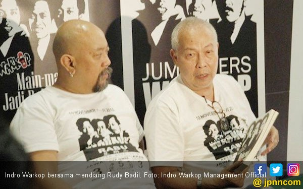 Rudy Badil, Pendiri Warkop DKI Meninggal Dunia - JPNN.com