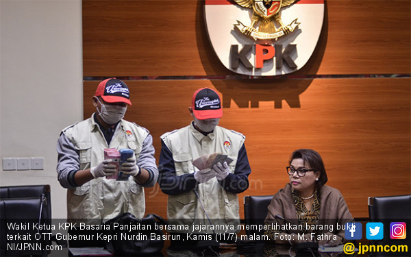 Basaria Beber Patgulipat Penerbitan Izin Reklamasi, Curang demi Uang - JPNN.com